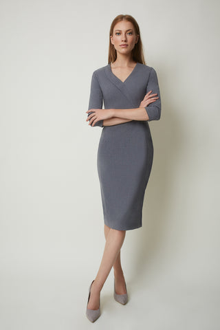 Claire Luxury Wool Grey