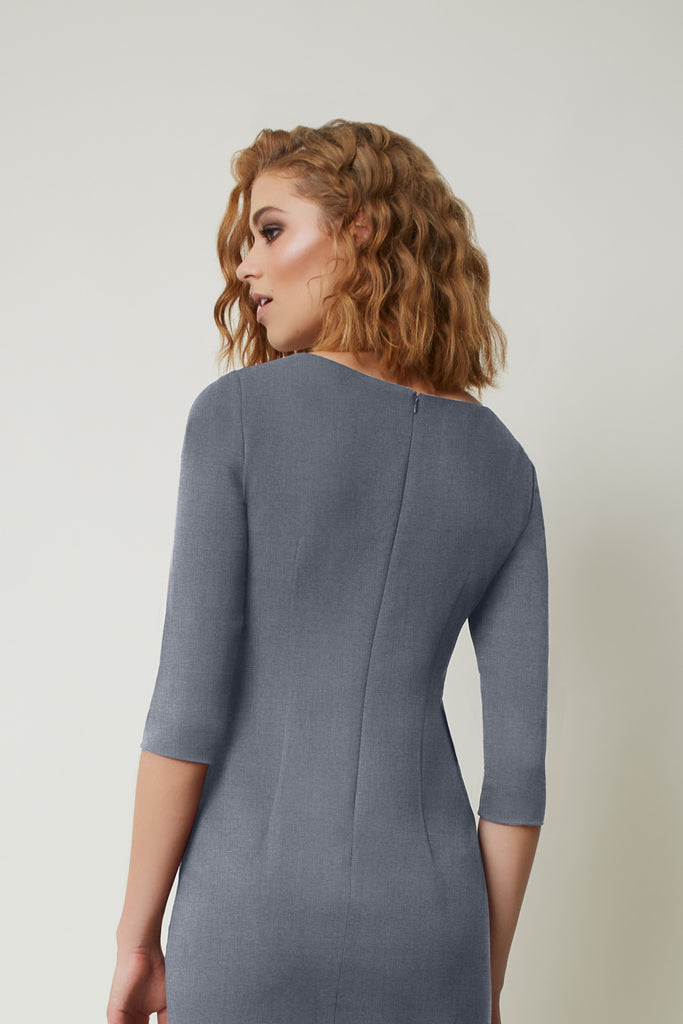 Sheryl Luxury Wool Grey