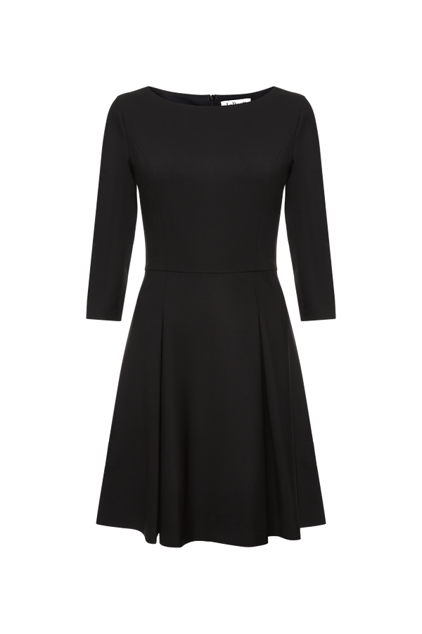 Kate Luxury Wool Black
