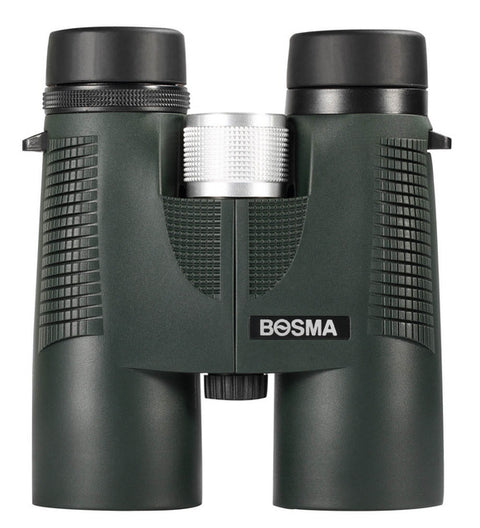 Bosma NIMROD Fully Multi-coated HD BaK4 Roof Prism Fogproof 10X42mm Binoculars for Hunting Birding Outdoor Sports,Telescope - coolsir sunglasses