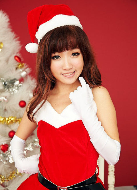 k44 Women fancy Christmas uniform Sxey perform Costumes Seductive Princess Clothing - online shopping wih