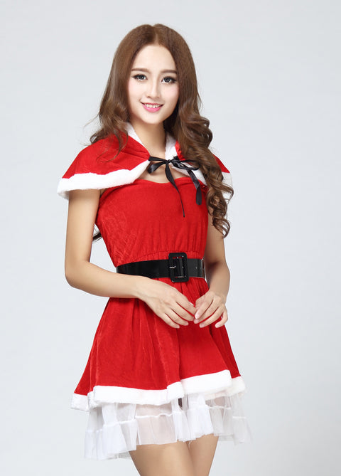 K11 Shawl Perform Costume night club uniform Sexy Alluring women Santa Costume Christmas Wearing - coolsir  sc 1 st  Online Shopping Wish & K11 Shawl Perform Costume night club uniform Sexy Alluring women ...