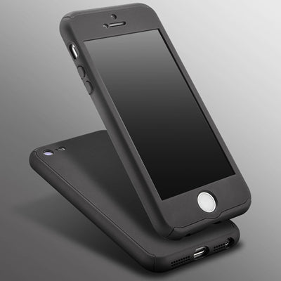 IP07 iPhone Case 360 Degree Coverage Full Protection Case - online shopping wih