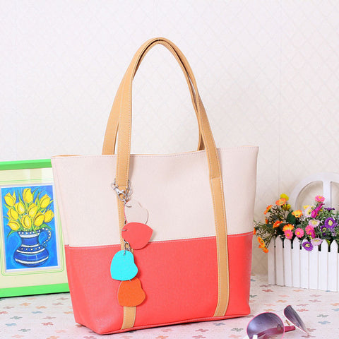 1042 Felicity Hot Summer Fashion Women PU Leather Shoulder Bags - online shopping wih