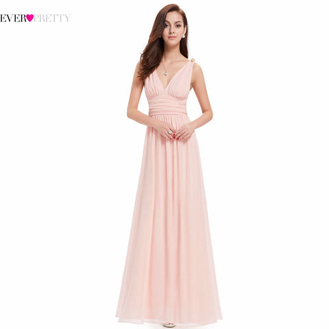 Evening Dresses New Arrival Empire EP09016 Ever Pretty Special Occasion Dresses V Neck Elegant 2017 Evening Dresses - online shopping wih