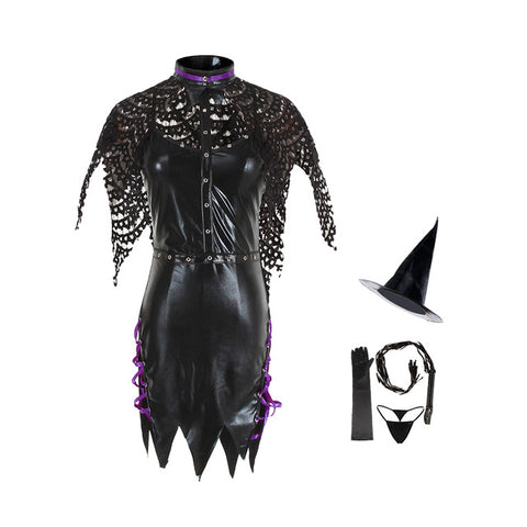 HA04 Adult Women Game Halloween Festival Supplies - online shopping wih