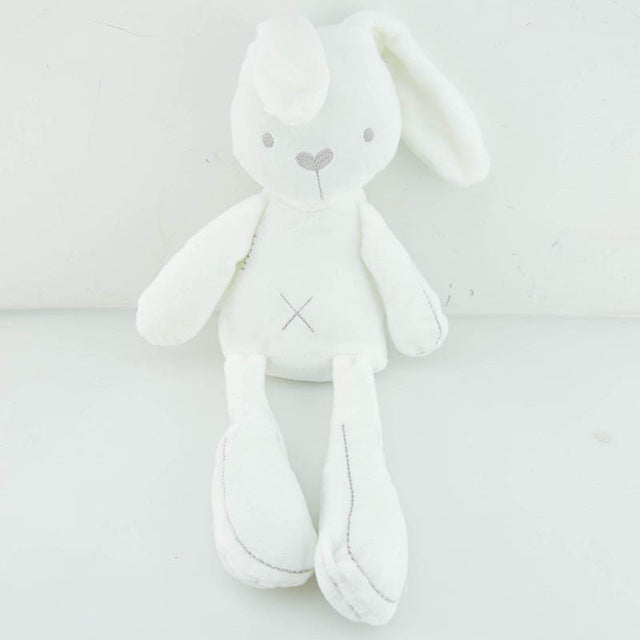 DO04 Cute Stuffed Plush Rabbit Toy For Baby Girls Kids Soft  Kawaii DOLLS toys - online shopping wih