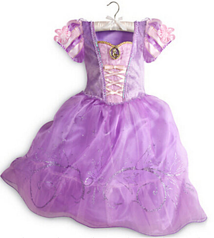 58b93ffbbe6 ... KG02 Christmas Girls Cinderella ELSA dress party princess costume fever  cosplay - online shopping wih ...
