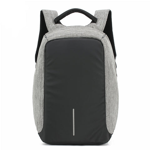 LP11 Men Backpack Anti theft multifunctional Oxford Casual Laptop Backpack - online shopping wih