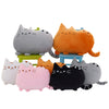 DO02 40*30cm Cute Plush Cushion Brinquedos New Cat DOLLS toys - coolsir sunglasses