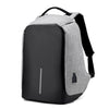 LP16 Third Generation USB Charge Anti Theft Backpack Men 15inch Laptop Backpacks - online shopping wih