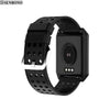 Colorful  OLED screen sport smart band IP67 waterproof  support heart rate blood pressure predometer - online shopping wih