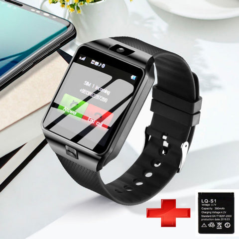Smart Watches dz09 Sports Passometer Support SIM Card Fashion Smart Watch - online shopping wih
