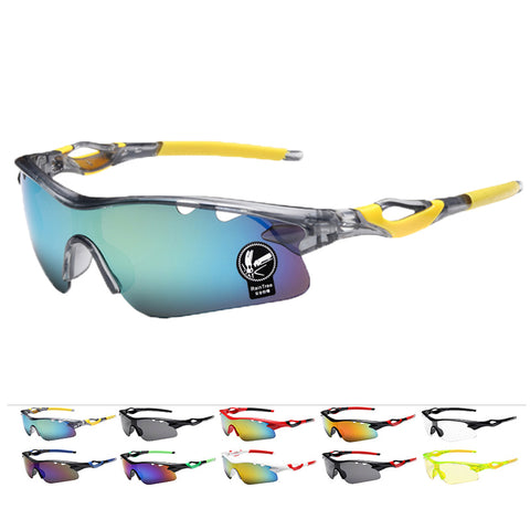 Cycling eyewear  UV400 sunglasses Men Outdoor Sport UV Protection