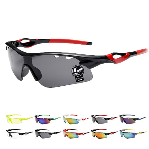 Cycling eyewear  UV400 sunglasses Men Outdoor Sport UV Protection for