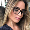 Fashion Square Glasses Frames For Women Trendy brand Sexy - online shopping wih