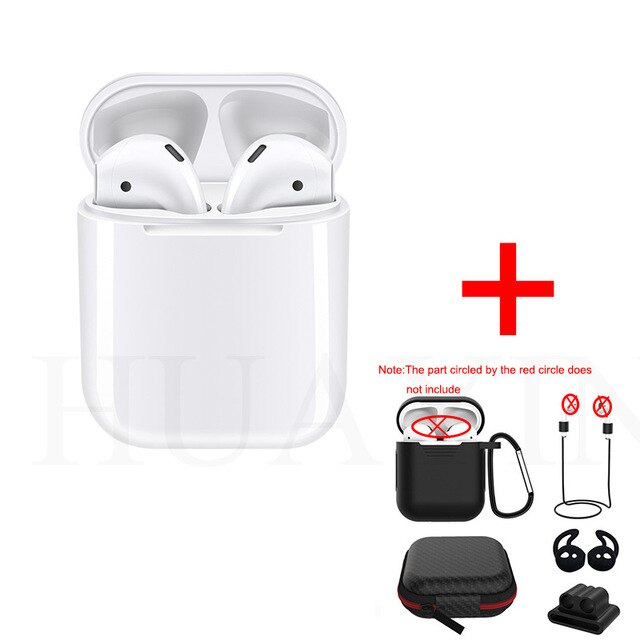 Airpods i12 TWS Touch control Mini pods Wireless Bluetooth 5 0 earphones  headset