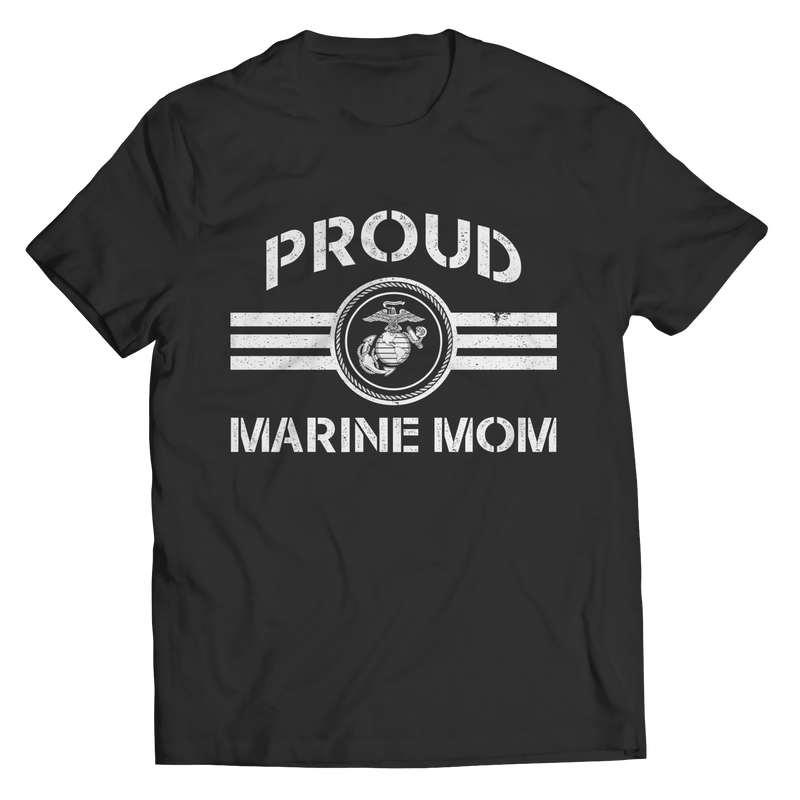 Limited Edition - Proud Marine Mom