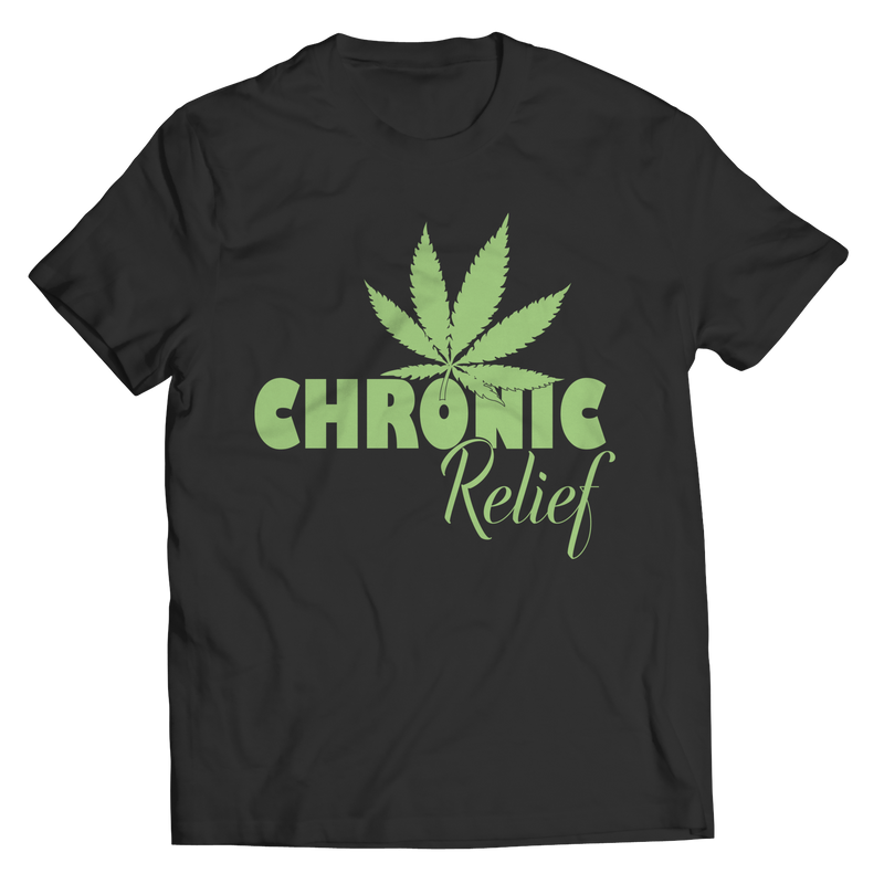 Chronic Relief GD404 (Glow in the Dark)