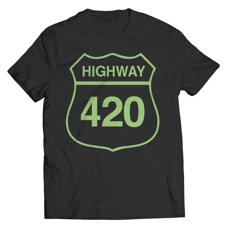 420 Highway GD410 (Glow in the Dark)