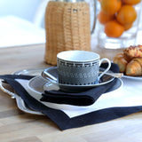Black & White Table Mat