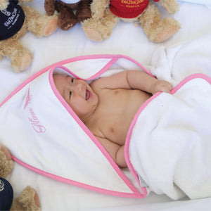 Open image in slideshow, Bathrobe Baby & Kids | Baby Hooded Towel