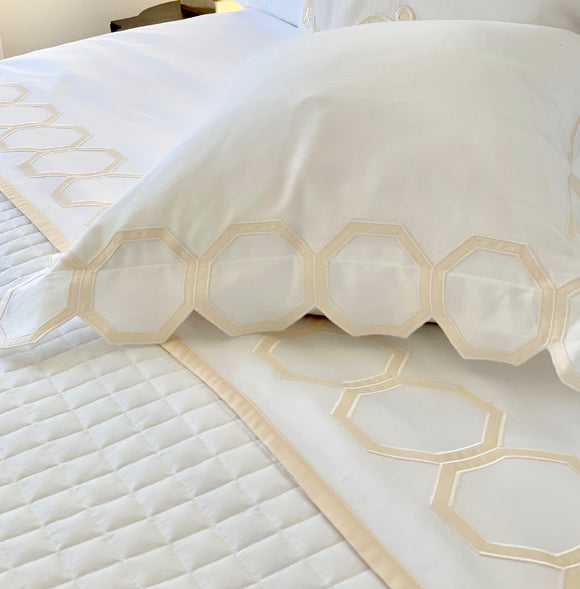 Bed Linen | Hexagon | Pillow Cases