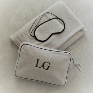 Cashmere Travel Set