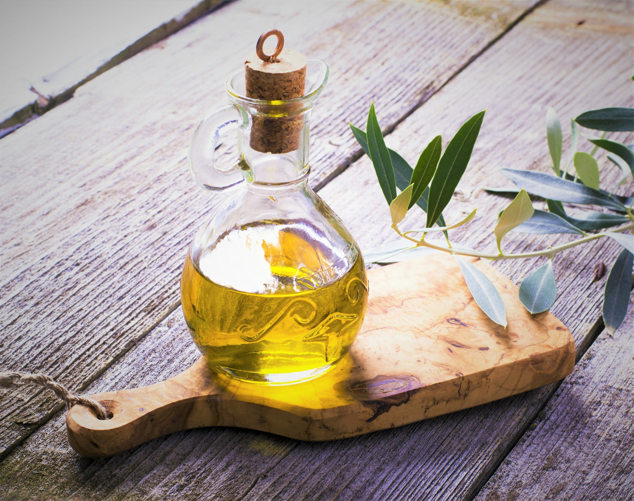 Olive oil : unexpected beauty tips