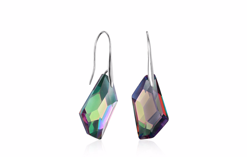 Fancy - Earrings (925 Sterling Silver)