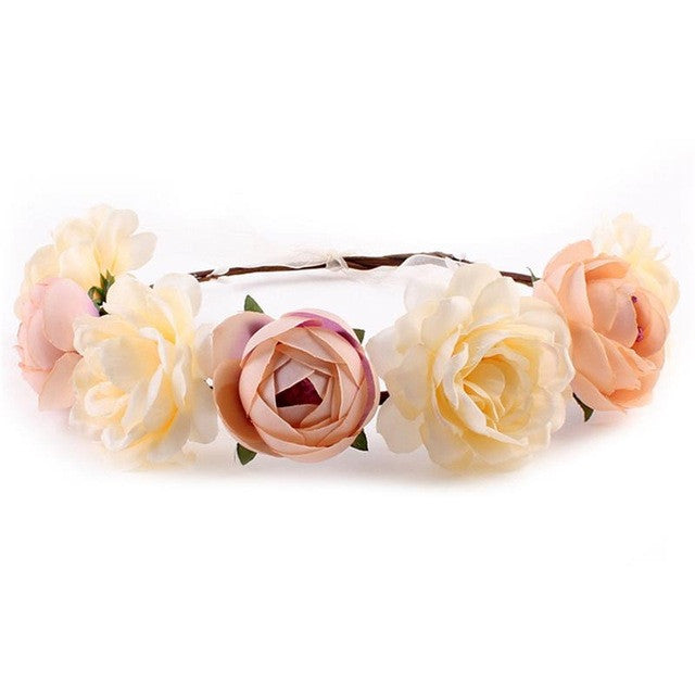 So Sweet Hair Accessories - Cream