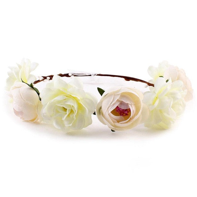 So Sweet Hair Accessories - White