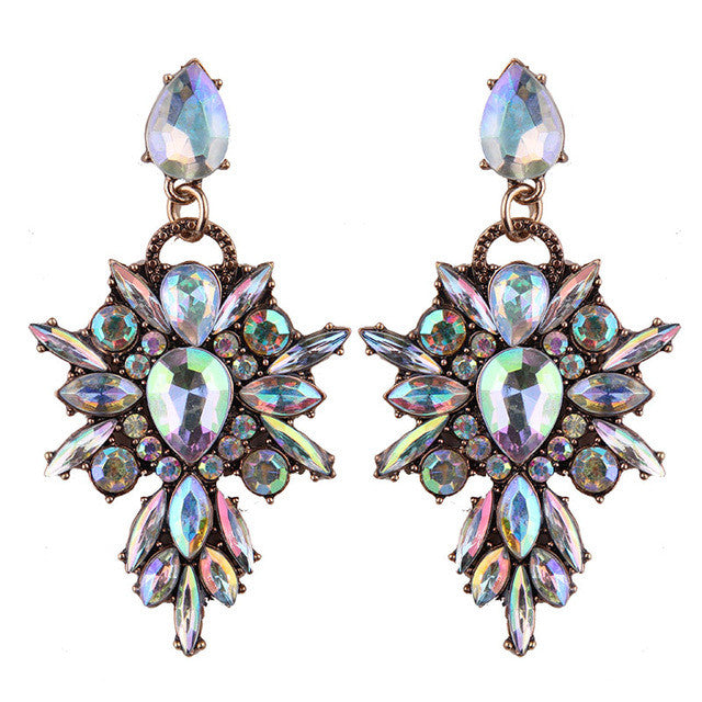 So Lush Earrings - Pearl