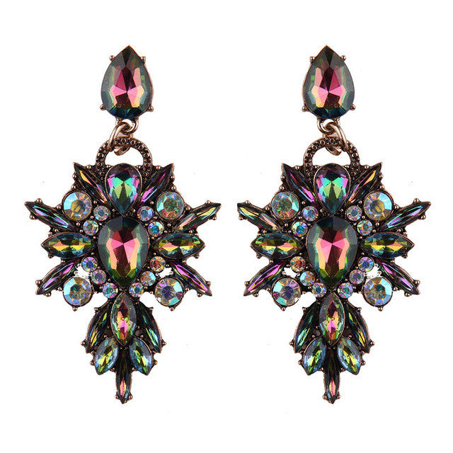 So Lush Earrings - Multicolor
