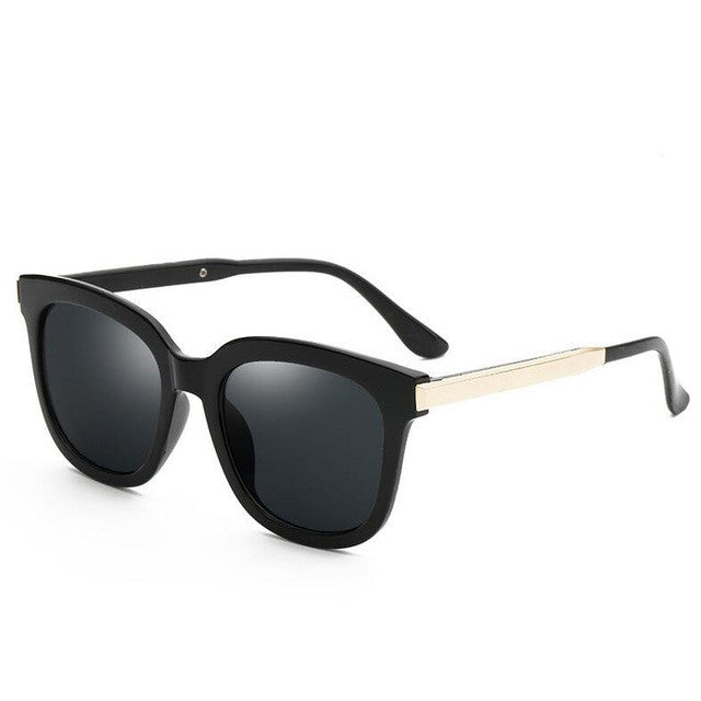 My Retro Side Sunglasses - black