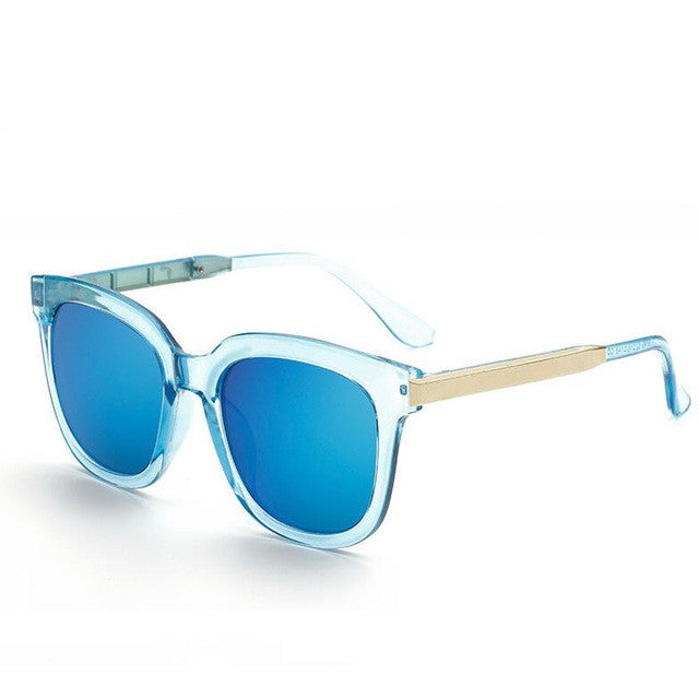 My Retro Side Sunglasses - blue