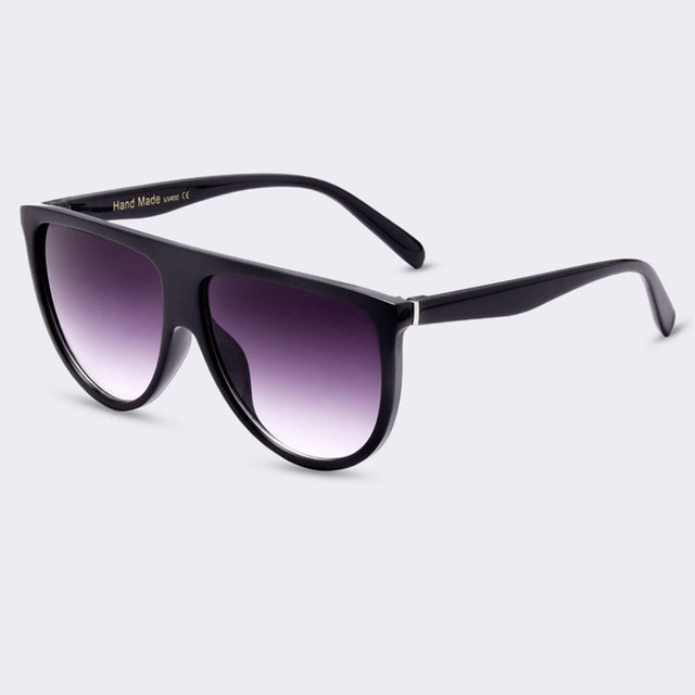 Summer & Joy Sunglasses - Black & Violet
