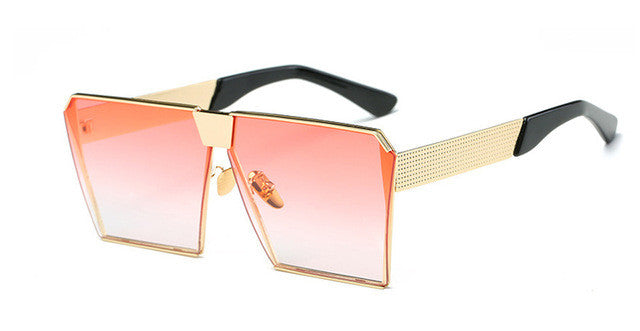 Let's Party Sunglasses - light orange