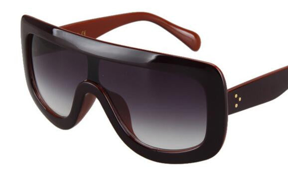 Vip Sunglasses - dark brown