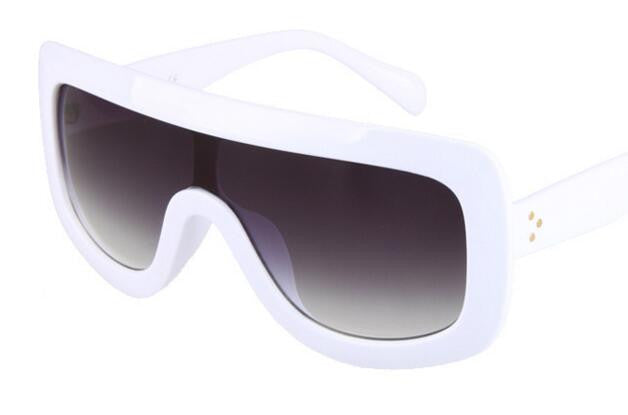 Vip Sunglasses - white & grey