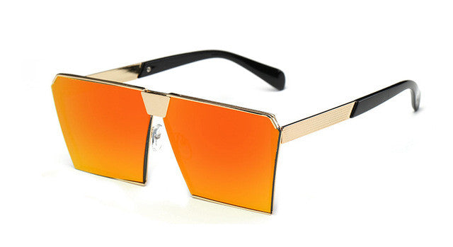 Let's Party Sunglasses - orange