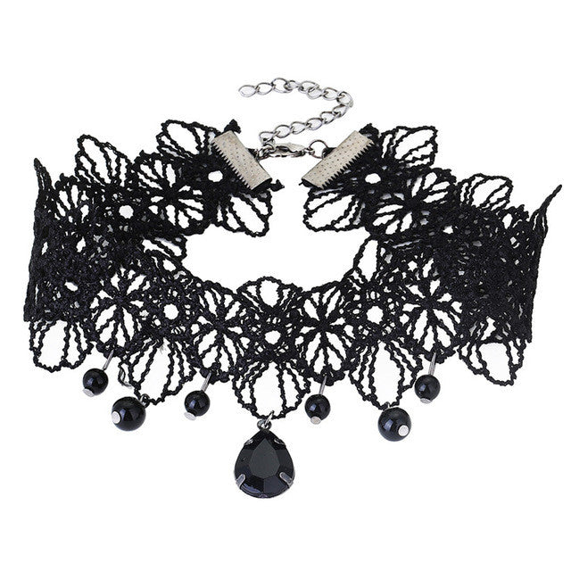 My Lace Necklace - Ally