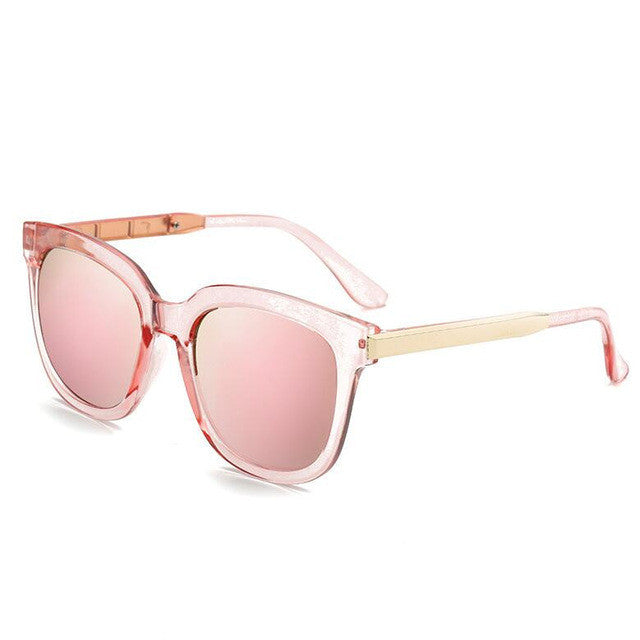 My Retro Side Sunglasses - pink