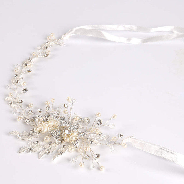 Sweet Hair Accessories, Metal color - Silvery