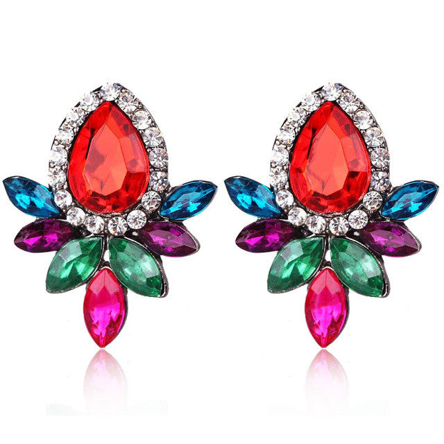 Magic Summer Earrings - Multicolor