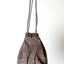 Brown and Copper Handmade Leather Bag and Backpack