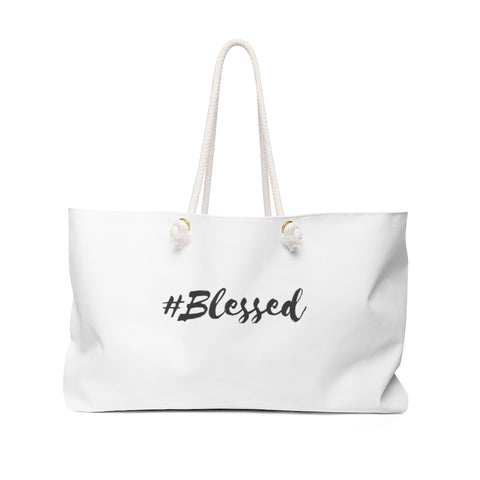 Blessed - Weekender Bag - Royal Teez Xpress, [poduct_type] - mug, cup, tshirt, hoodie, phone case, tablet case, coaster, apron