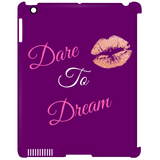 Dare to Dream - iPad Clip Case - Royal Teez Xpress, [poduct_type] - mug, cup, tshirt, hoodie, phone case, tablet case, coaster, apron