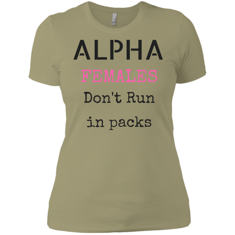 ALPHA Females -  Next Level Ladies' Boyfriend T-Shirt - Royal Teez Xpress, [poduct_type] - mug, cup, tshirt, hoodie, phone case, tablet case, coaster, apron