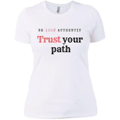 100 Authentic -  Next Level Ladies' Boyfriend T-Shirt - Royal Teez Xpress, [poduct_type] - mug, cup, tshirt, hoodie, phone case, tablet case, coaster, apron
